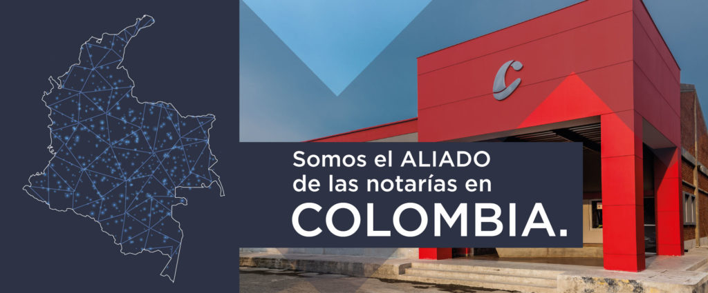 notarias colombia